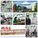 Vereadores apresentam 'SOS Araguaia/Garças' e projeto de Pórticos a Prefeito e Juiz