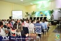 Vereadores e Servidores participam de curso de capacitação do TCE-MT