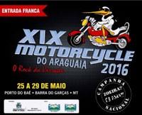 XIX Motorcycle do Araguaia - O rock do Cerrado começa semana que vem