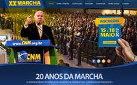XX MARCHA A BRASÍLIA: GESTORES MUNICIPAIS JÁ PODEM SE INSCREVER EM EVENTO