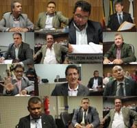 13 dos 15 vereadores são candidatos à reeleição