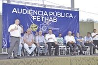 Água Boa sediará Audiência Pública do novo FETHAB