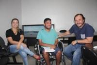 """Alex Matos propõe criação do selo """"Barra Acessível"""""""