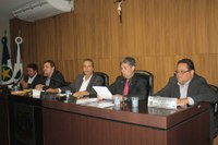 Após eleições, Câmara vota licença de vereador e alteração no Código de Postura do Município