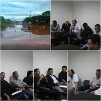 Após pressão dos vereadores, DNIT se pronuncia sobre ampliação do sistema de drenagem da Avenida Amazonas do Jardim Nova Barra