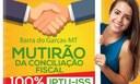 Câmara aprova projeto para Mutirão Fiscal com descontos de até 100% de multas e juros