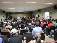 Câmara autoriza contratação de empresa para abertura de concurso público da Prefeitura de Barra do Garças; vereadores comemoram