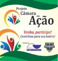 """""""Câmara em Ação"""" acontece no bairro São José nesse sábado"""