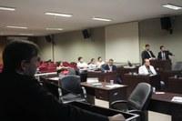 Câmara realiza 11ª sessão