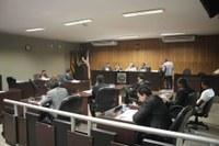 Câmara realiza 126ª Sessão