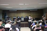 Câmara realiza 12ª sessão de 2018