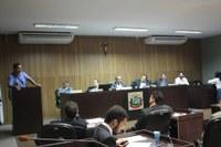 Câmara realiza 1ª Sessão Ordinária da 18ª Legislatura