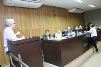 Câmara realiza sessão e aprova duas emendas do Legislativo na LOA