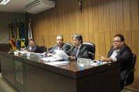 Câmara realiza 139ª sessão extraordinária