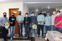 Câmara recebe representantes do Sindicato Rural de Barra do Garças