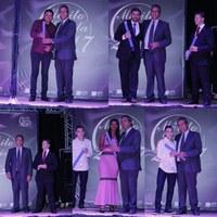CDL homenageia 82 empresas de Barra do Garças através do prêmio Mérito Lojista CDL 2018; Miguelão participa