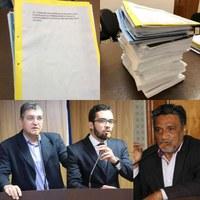 Comissão analisa primeiros documentos da CPI do contrato da concessionária de água e esgoto do município