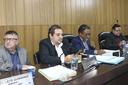 Duas sessões foram realizadas na última segunda feira (2) na Câmara municipal de Barra do Garças