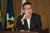 Durante sessão vereador Pebinha lembra população sobre atendimento do hospital do Câncer de Cuiabá em Barra do Garças