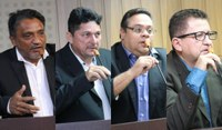 Eleita nova Mesa Diretora da Câmara de Barra do Garças