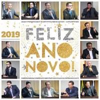 Feliz 2019 e Boas Festas