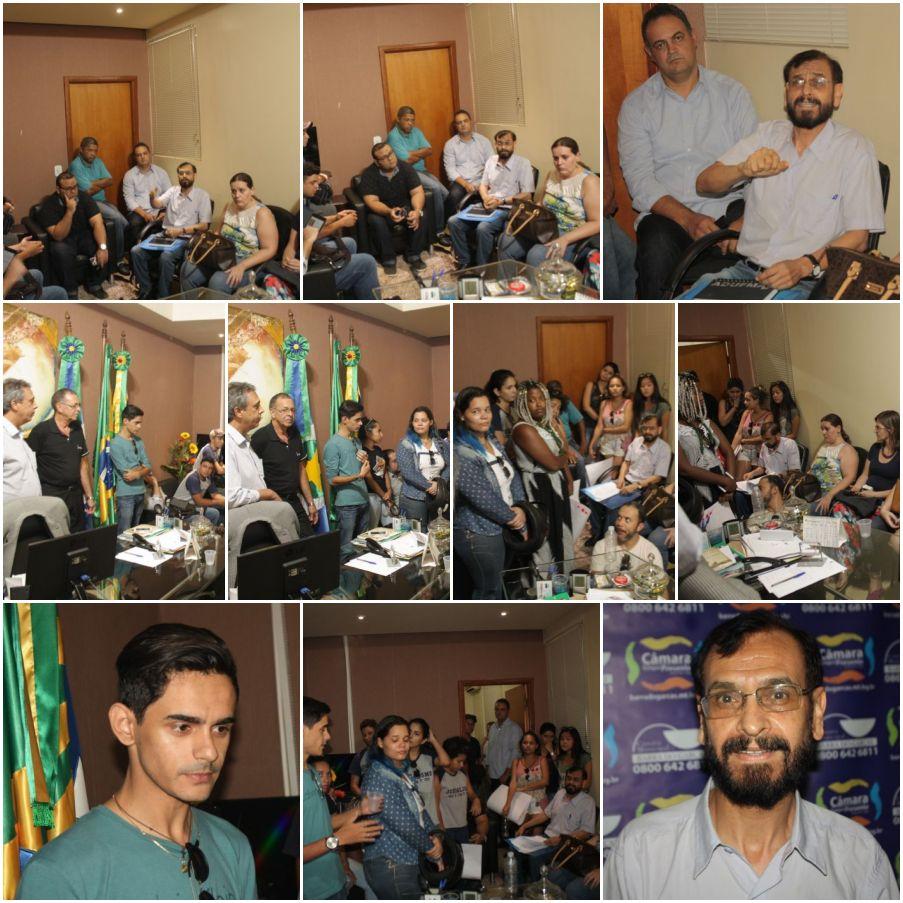 Jornalistas e professores de jornalismo reivindicam piso salarial para concurso de assessor de imprensa da Câmara de Barra do Garças