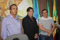 Miguelão e Alex Matos articulam polo do MTPrev para Barra do Garças