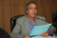 Miguelão encaminha ofício pedindo providências no repasse de recursos para saúde de Barra do Garças