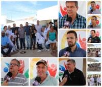 """Moradores reivindicam melhorias para o Nova Barra Norte durante o projeto """"Câmara em Ação"""""""