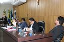 Na sessão de segunda-feira (16), o coronavírus foi o assunto mais debatido entre os vereadores
