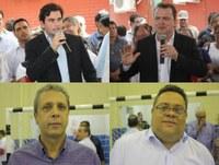 Pedido de emendas dos vereadores Miguelão e Dr. Neto já trouxeram R$ 3,3 mi para Barra do Garças