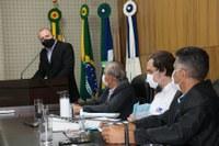 Plano diretor e reestruturação urbana são pautas da sessão ordinária na Câmara Municipal