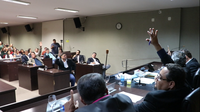 Por 9 votos a 4, Câmara aprova projeto de parceria público privada da iluminação pública