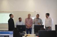 Presidente faz abertura oficial das oficinas do Interlegis em Barra do Garças
