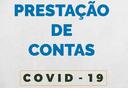 Prestação de Contas da Covid-19 é Apresentada à Câmara