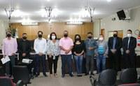 Profissionais da área saúde apresenta projeto a Câmara Municipal de Barra do Garças