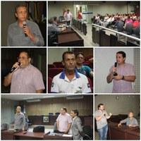 Projeto de lei apresentado em audiência pública deve dar mais proteção aos comerciantes de Barra do Garças