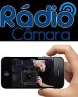 Rádio e TV Câmara já estão disponíveis ao público via web