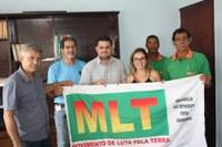 Representantes do MLT se reúnem com Incra para discutir metas para 2016