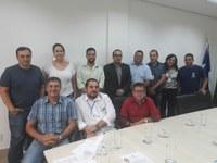 Reunião debate ações de participação social e controle dos serviços da saúde pública