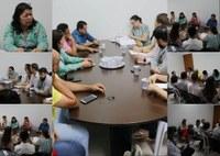 Reunião debate entrega do centro de zoonose