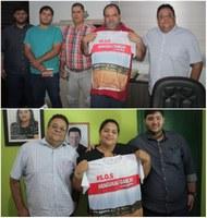 S.O.S. Araguaia/ Garças mobiliza Torixoréu e Baliza