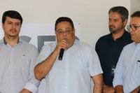 Sede da Ager é inaugurada em Barra do Garças. Vereador Neto representou o Poder Legislativo