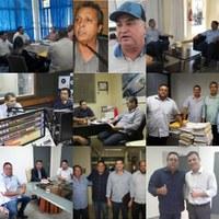 SEMA expede licença para instalação da rede elétrica para os moradores da Gleba Araguaia 8 / Fundão; vereadores comemoram