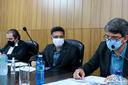Sessão Ordinária acontece presencialmente com todos os protocolos de segurança
