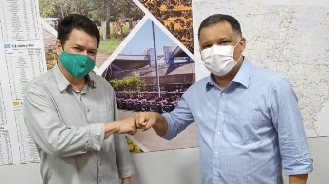 Vereador Paulo Bento visita Cuiabá em missão pelo povo Barra-garcense