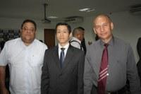 Vereadores acompanham solenidade de inauguração da nova sede do MPF