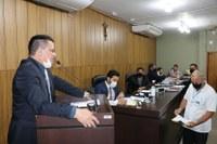 Vereadores discutem melhorias de atendimento para a saúde do servidor público municipal