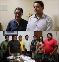 Vereadores do PDT confirmam visita do pré-candidato à presidência Ciro Gomes nessa quinta-feira em Barra do Garças