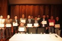Vereadores eleitos em Barra do Garças são diplomados